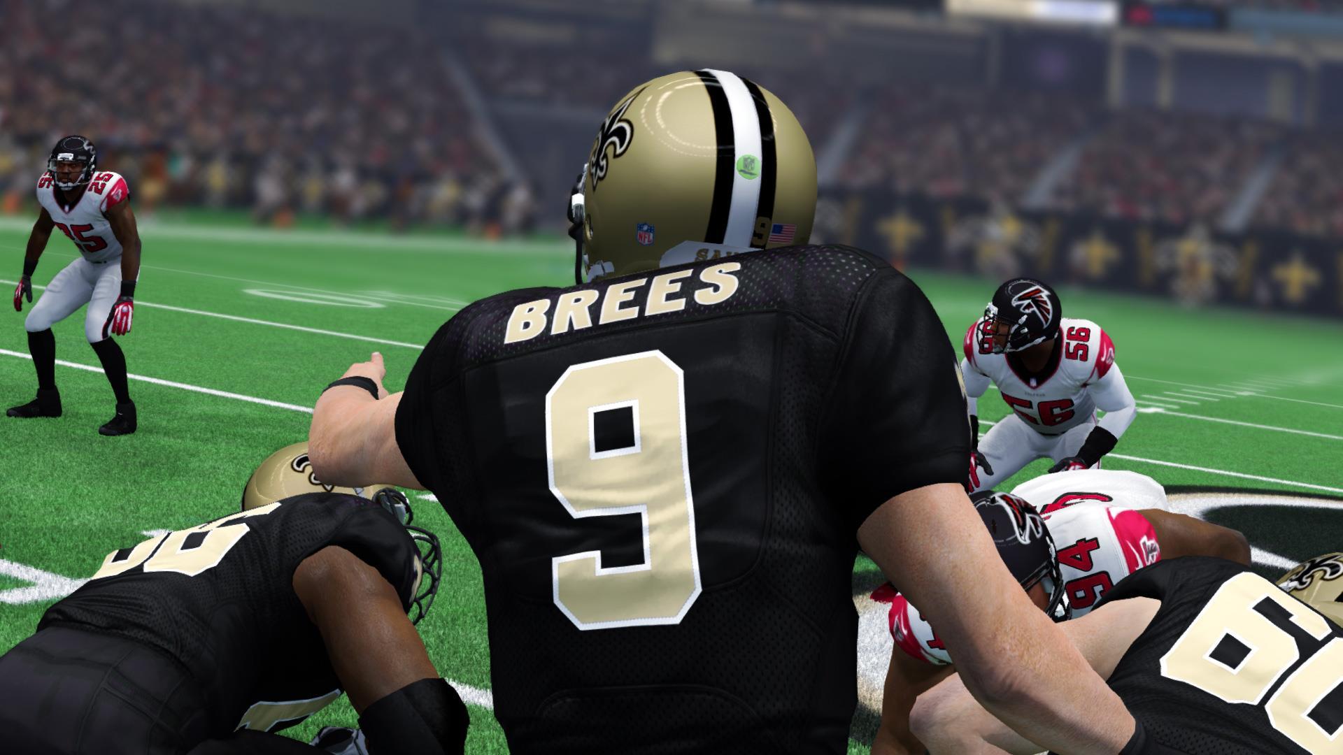 Drew Brees Legacy Award in Madden NFL 25 (Xbox One)
