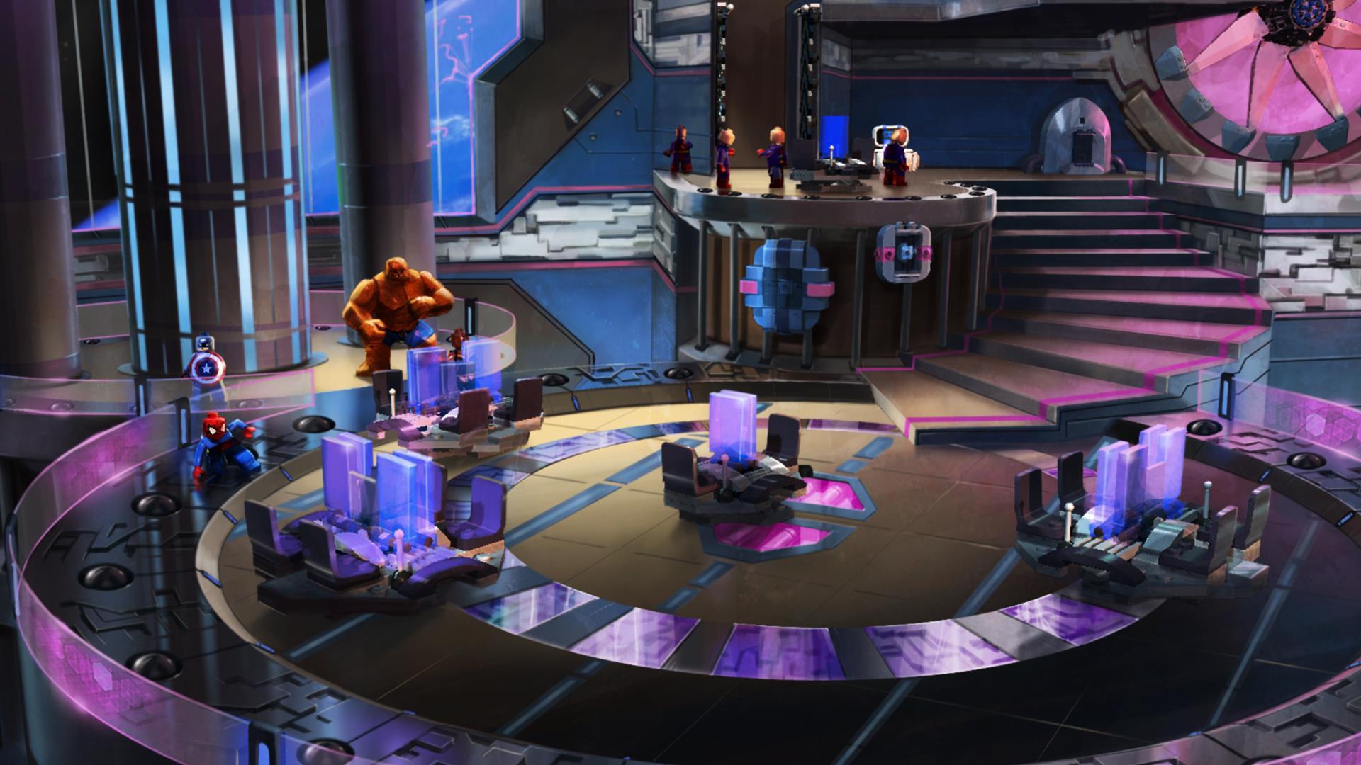 Menace of Magneto in LEGO Marvel Super Heroes