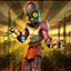 Speed of the Mudanchee in Oddworld: New 'n' Tasty