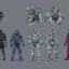 One for All in Halo 5: Guardians