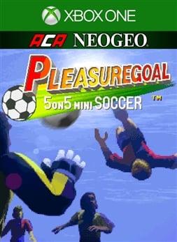 ACA NEOGEO PLEASURE GOAL: 5 ON 5 MINI SOCCER